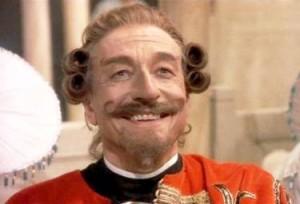 Un autre baron, celui de Münchausen, interprété par Georges Neville dans la célèbre adaptation de Terry Gilliam qui fut un désastre commercial