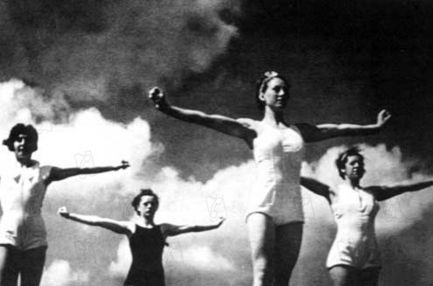 Les dieux du stade par Leni Riefenstahl en 1938