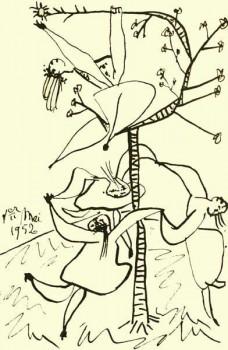 Pochette imaginée par Pablo Picasso