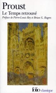 Le temps retrouvé, Proust