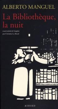 La Bibliothèque, la nuit, Alberto Manguel