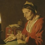 L'avarice, STOMER Mathias, Musée de Grenoble