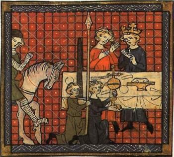 Perceval et le Roi pêcheur
