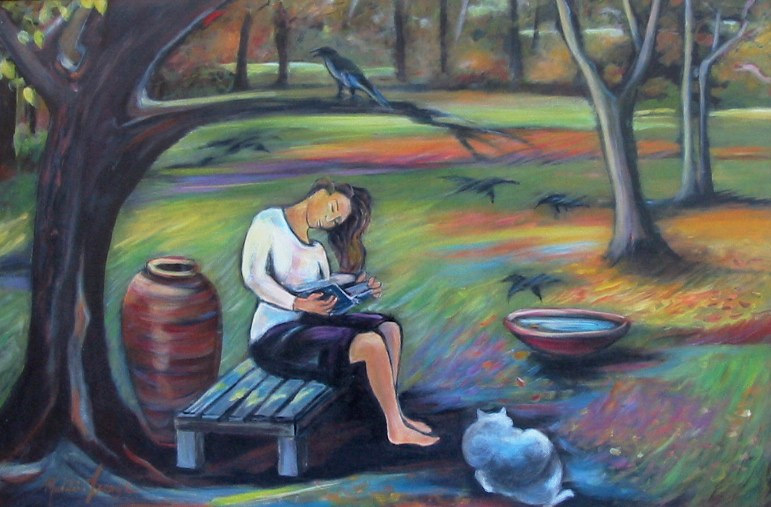 La lectrice, Madeleine Lesage