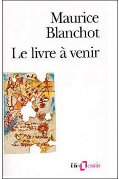 Le livre à venir, Maurice Blanchot